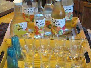 Vodka Tasting: 5 Infused Vodka Recipes