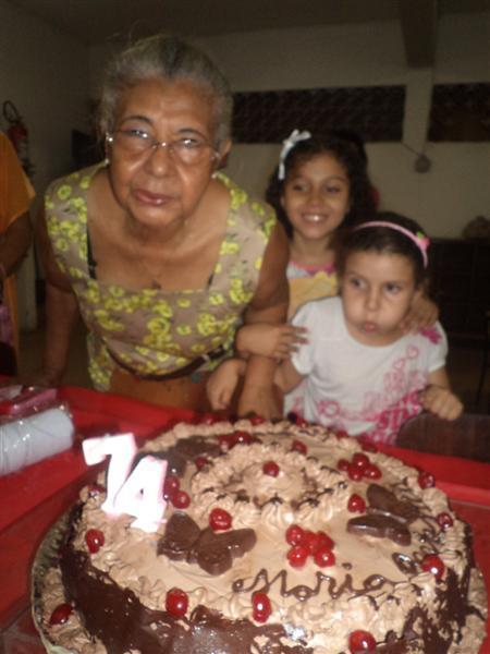 Torta Especial da Mamãe