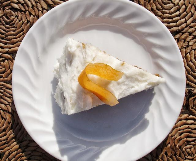 Gâteau aux carottes & ananas végétalien, sans-gluten avec son glaçage hyper cochon !!!!