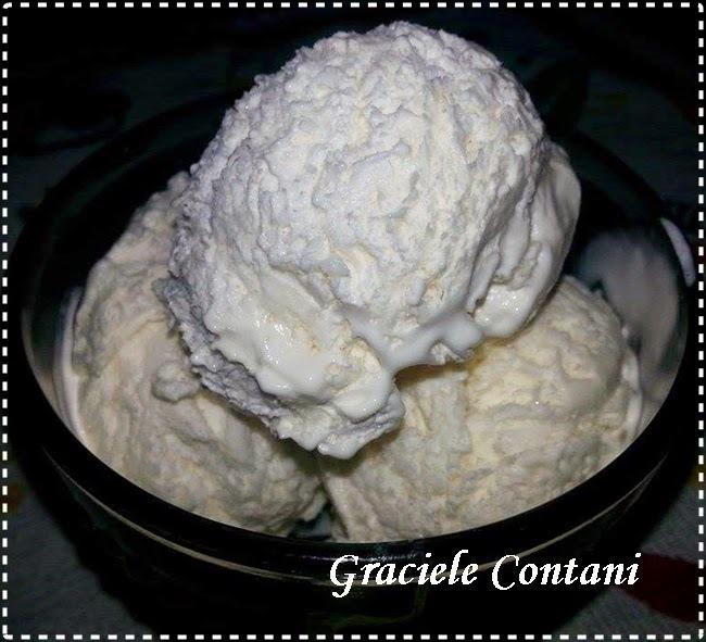 Sorvete de coco, de Graciele Contani