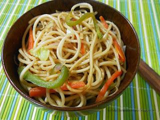 crispy veg in schezwan sauce