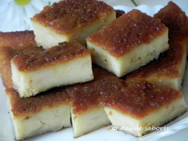 Pudim de Pão com Vinho do Porto e Calda de Caramelo