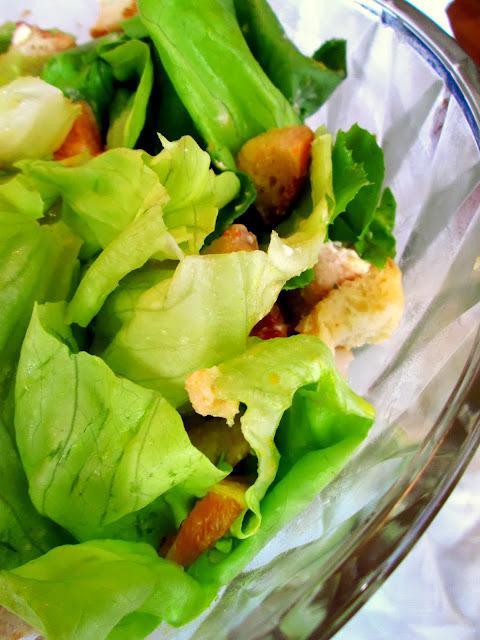 Letnja pileća  salata