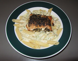lachs nudeln