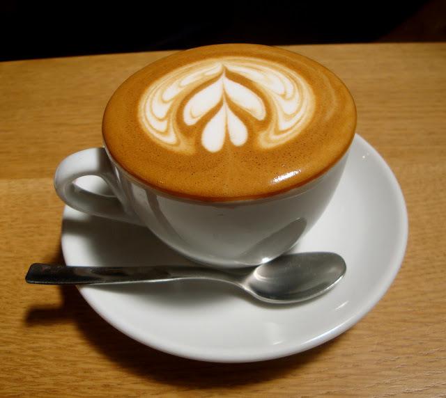 30 exemplos incríveis de arte no café expresso - Latte Art