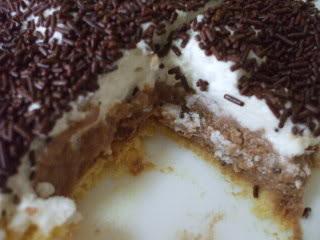 Sobremesa gelada de Farinha lactea