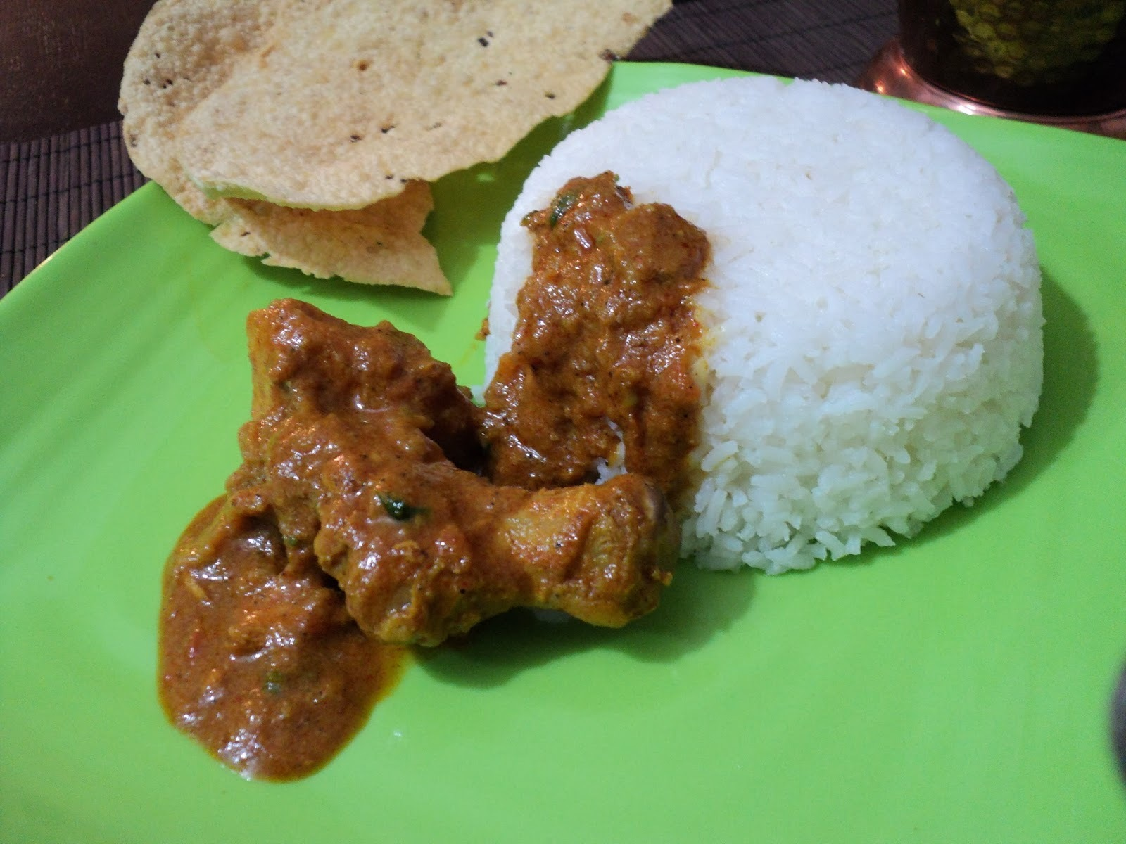 how to prepare chicken gravy in tamil