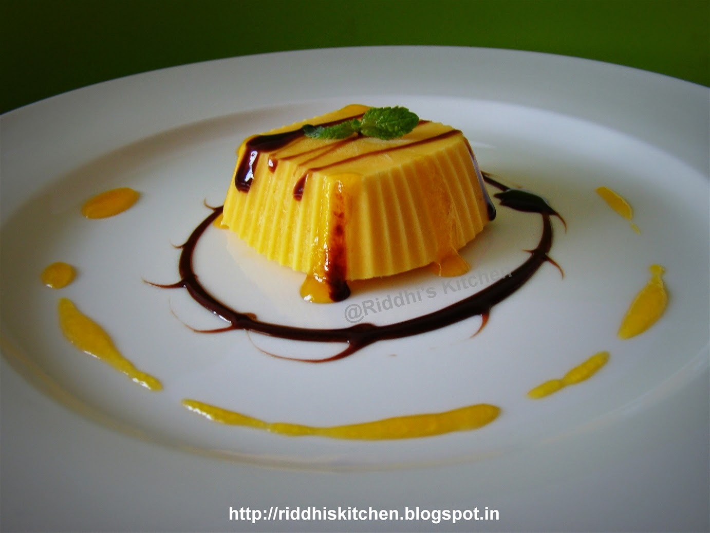 Mango Coconut Surprise