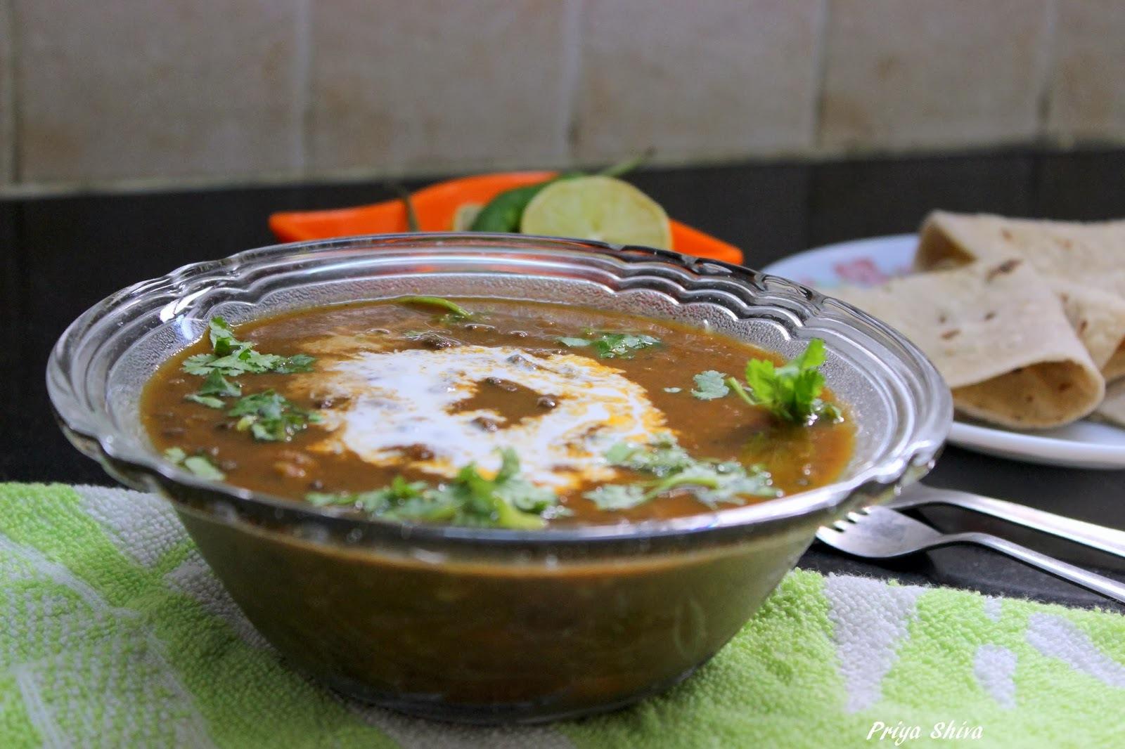 Dal Makhani / Dal Makhani recipe