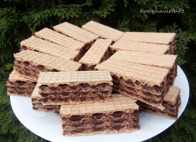 Csokis nápolyi