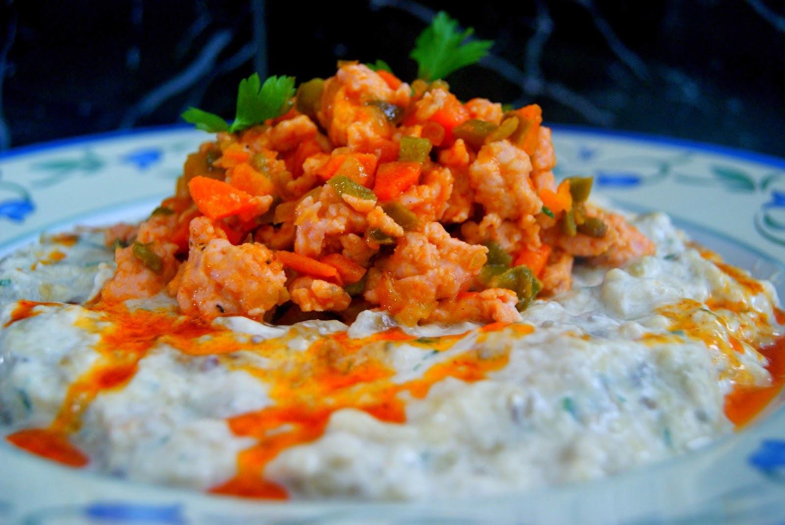 Kebab Turco de Pollo de Ali Nazik