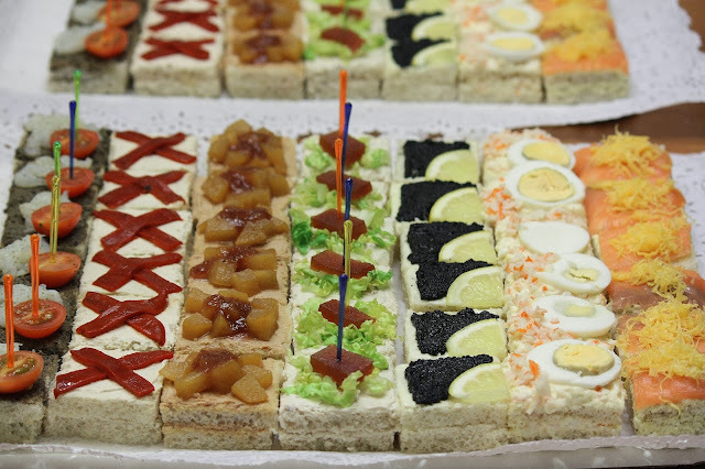 canapes freds