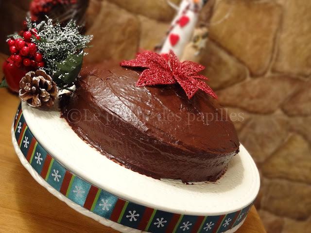 Gâteau au cacao et aux bananes facile