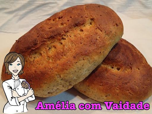 de pão integral na panificadora caseira
