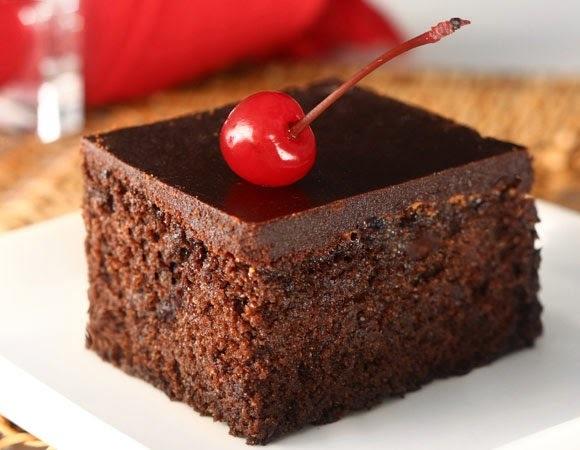 PASTEL DE CHOCOLATE EN SAN VALENTIN