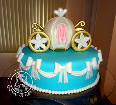 receita de bolo para batizado