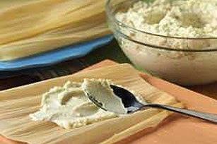 Como preparar la masa para Tamales