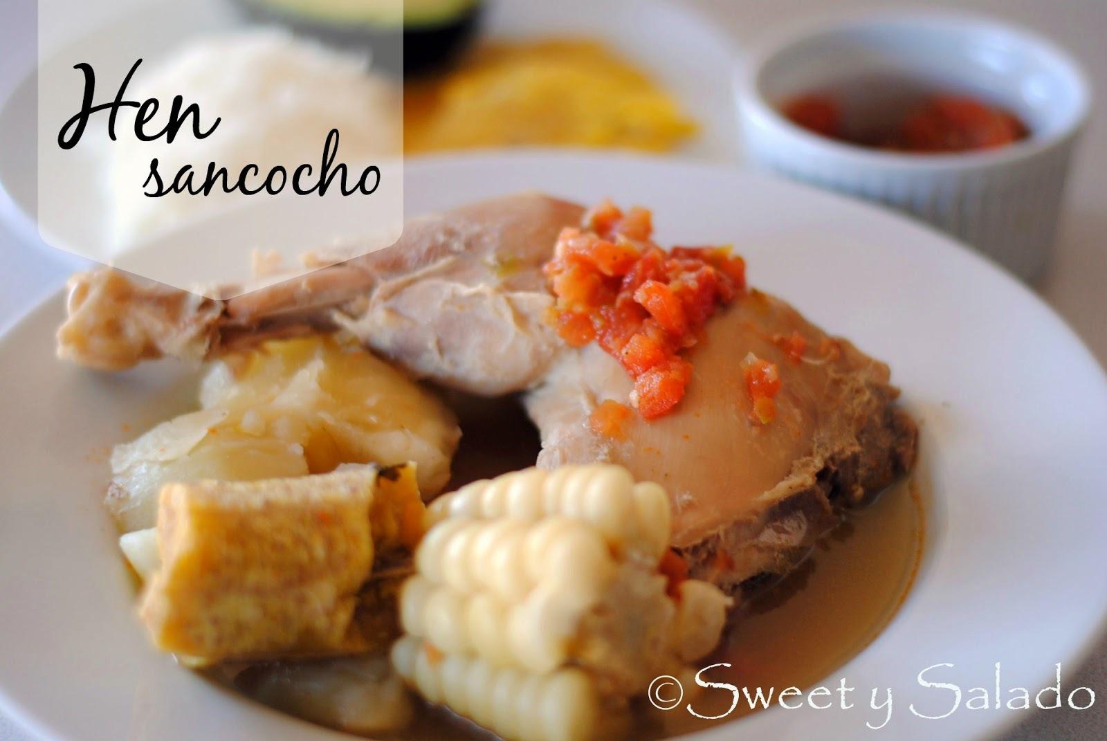Hen Sancocho