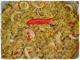 como se decorar um prato de arroz para um jantar especial