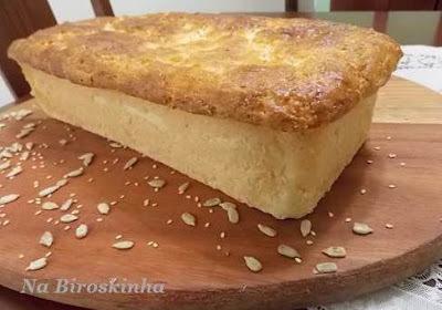 Pão de Batata Sem Glúten e Sem Lactose - 7º World Bread Day