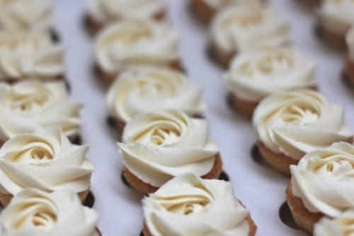Buttercream y frosting de queso