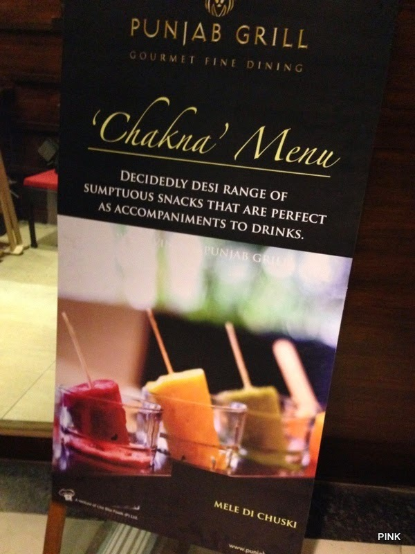 Chakhna Menu Launch at Punjab Grill