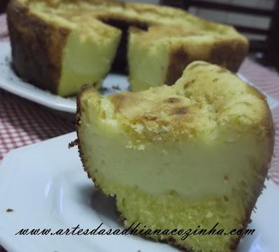 bolo de fuba cremoso com queijo ralado sem ovo