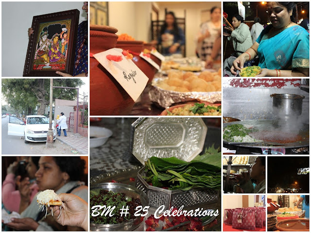 Faces to Blog...Meet !!! .25th BM Celebrations Day 3