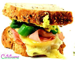 Sandwich Gourmet | Receta Original