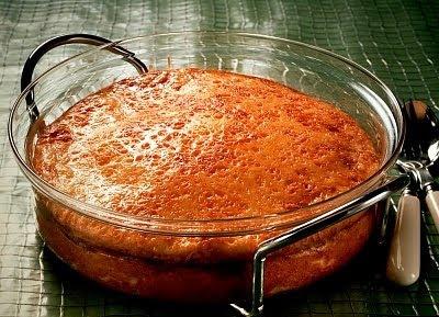 soufle de calabaza facil