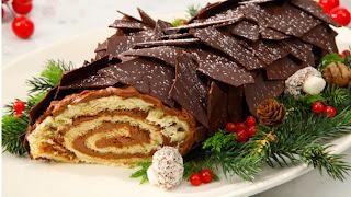 Παραδοσιακά Χριστουγεννιάτικα γλυκά του κόσμου !!!