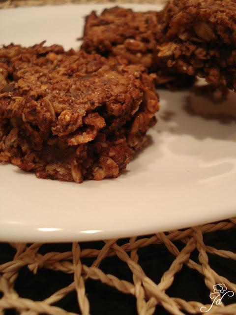 Zobeni keksi s čokoladom i kruškama