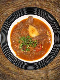Namibian Venison Pot Recipe