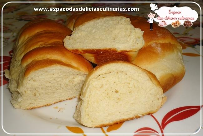 Pão caseiro, feito na máquina de fazer pão (MFP)
