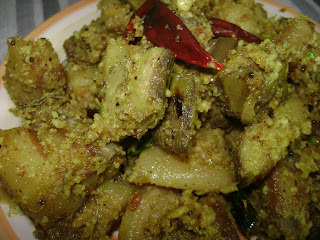 Pork Thoran (Traditional Fare)