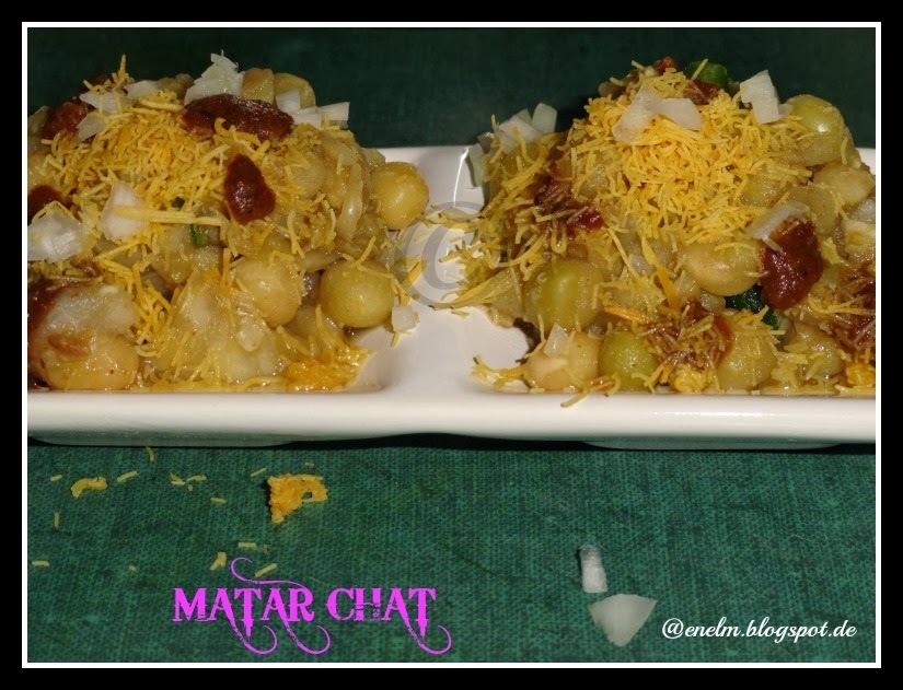 Matra/Matar/Dry Peas/Hara Vatana Chat