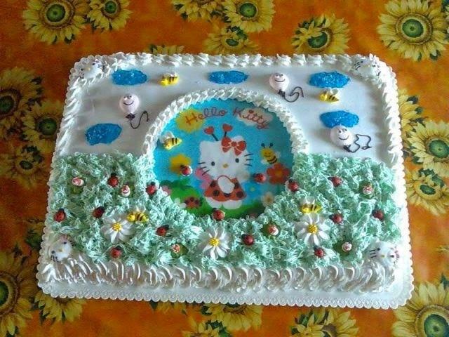 Aprenda como colar foto no bolo