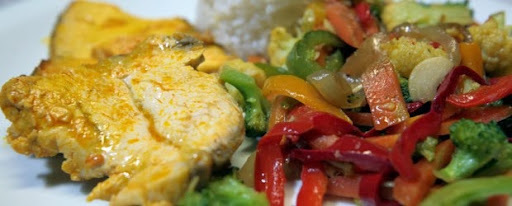 file de peixe pintado frito