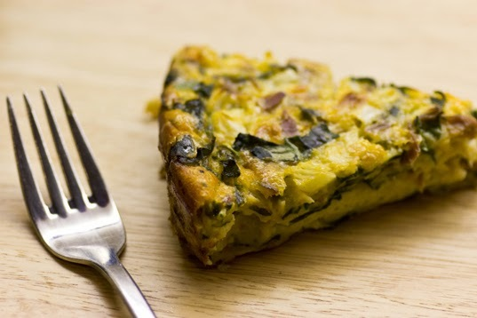 silverbeet quiche nz