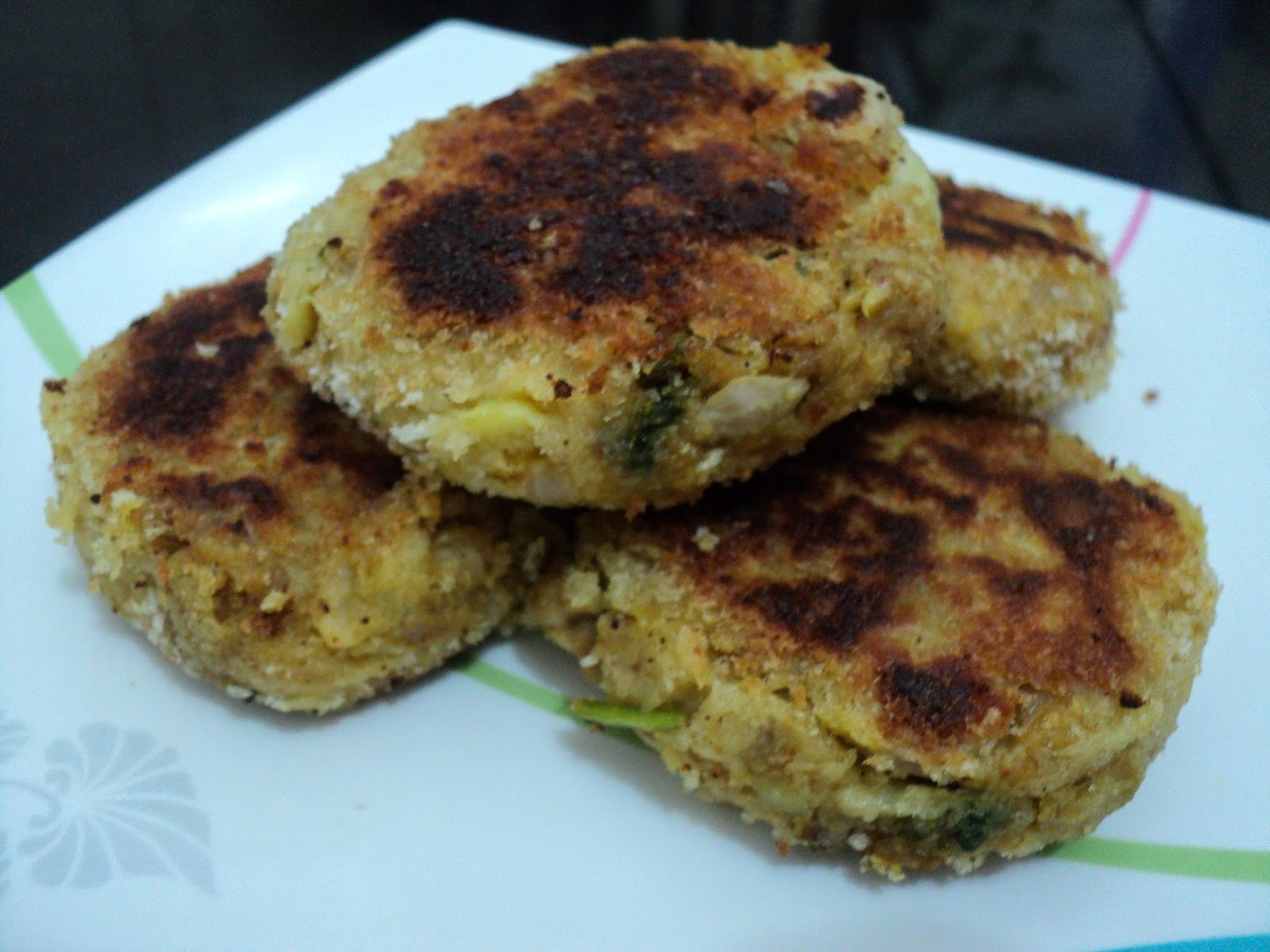 Panasa Cutlet ( Low calorie recipe )