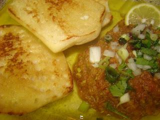 My Spicy Pav Bhaji