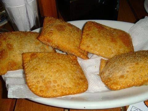 Massa para Pastel Frito