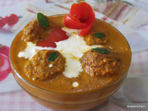 Patta Gobhi (Cabbage) kofta