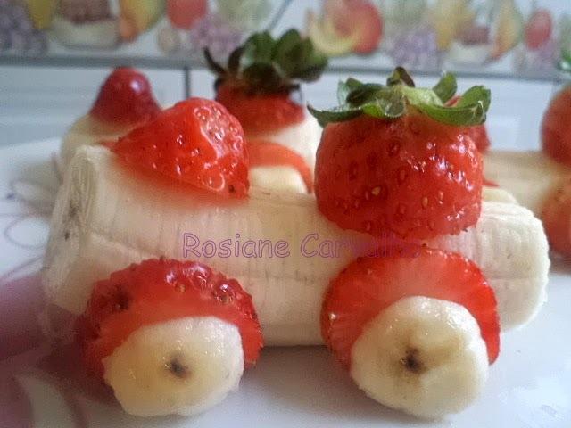 Carrinho de frutas e Sorteio A. Gomes mês de Maio