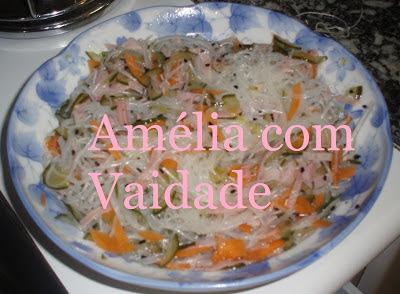 Salada de Harusame