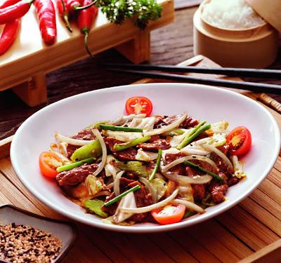 Bugolgui - comida coreana - receita