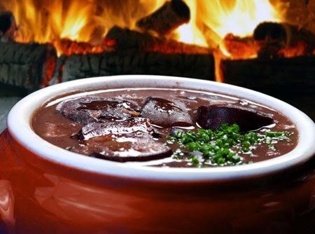 facil de farofa fria com bacon e linguiça calabresa defumada