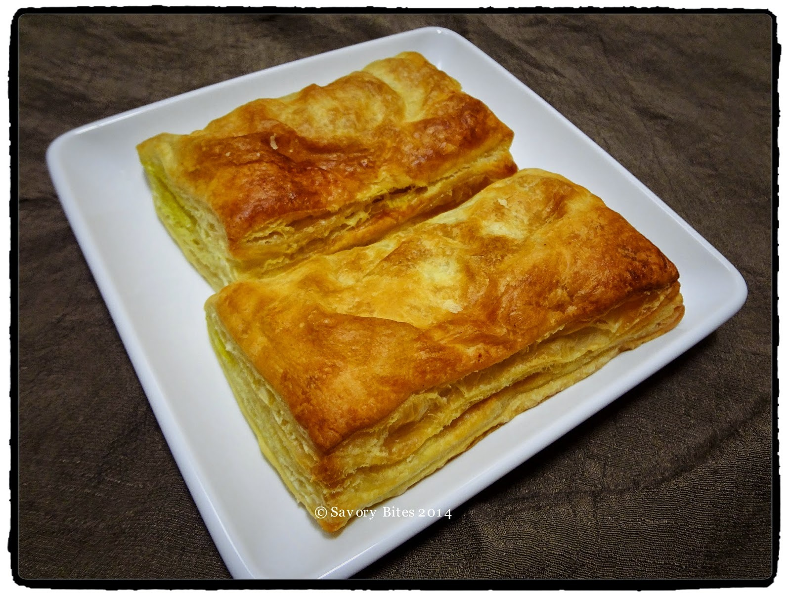 Goan Patties / Vegetable Puff