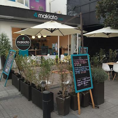 Makiato cafe: Un rico café de especialidad en pleno Providencia!