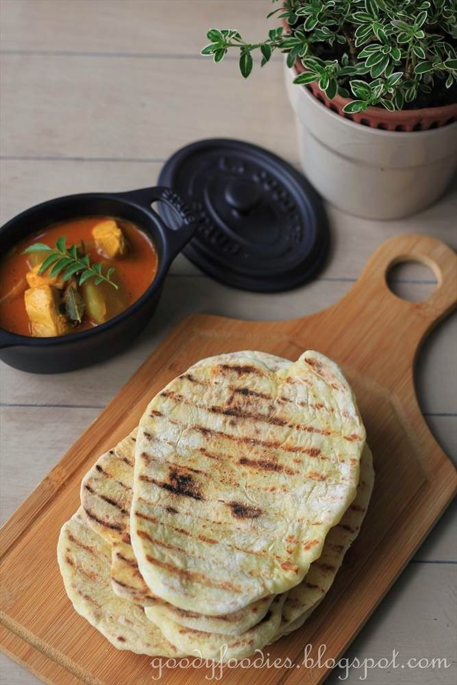 Recipe: Jamie Oliver's Easy Flatbread